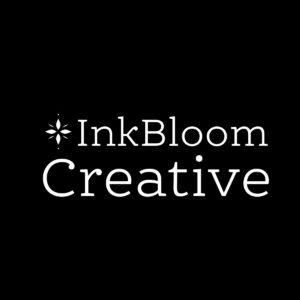 InkBloom Creative Copywriting Logo